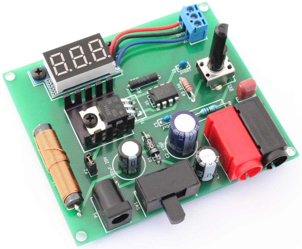 Electrophoresis power supply - LCD display